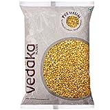 #1: Amazon Brand - Vedaka Premium Toor/Arhar Dal, 1 kg
