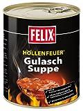 Felix - zuppa di gulasch Hellfire - 800g