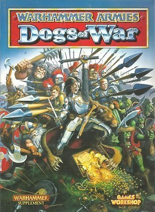 Warhammer Armies: Dogs of War, a Warhammer Supplement by Ferring, David (1998) Paperback