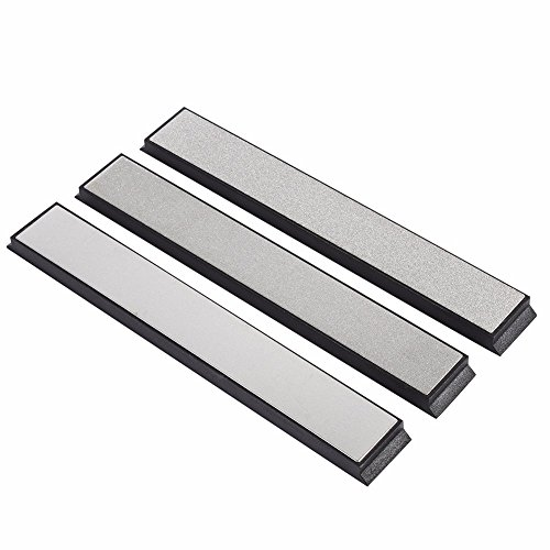 3pcs Pro Küche Messerschärfer Wetzstein Edge Diamond Whetstone Edge Pro Sharpener