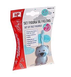 MP Set Figura de Fieltro Oso PM251-10