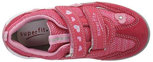Superfit Sport3 Mädchen Sneakers Pink (Pink 63)