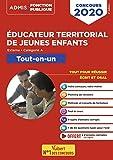 Concours Educateur territorial de jeunes enfants - Tout-en-un - Catégorie A - Concours 2020...