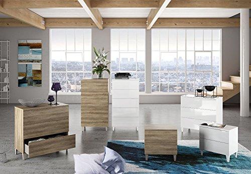 Habitdesign 007833bo comoda estilo n rdico acabado - Habitdesign muebles ...