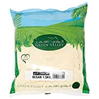 Green Valley Besan, 1.5 kg