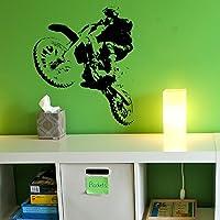 laographics® Moto da cross cross motocross bambini