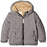 ESPRIT KIDS Jungen Jacke RK42094, Grau (Mid Heather Grey 260), 104