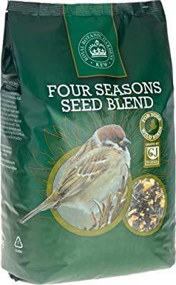Kew Wildlife Care Collection 2Kg Kew Four Seasons Seed Blend from CJ Wildbird Foods Ltd