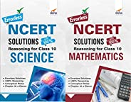 Errorless NCERT Solutions with 100% Reasoning for Class 10 Science & Mathema