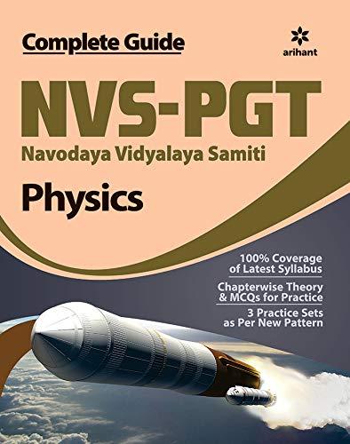 NVS-PGT Physics Guide 2019