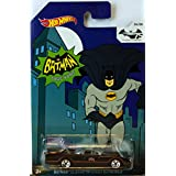 Hot Wheels - 75 Years of Batman - Die-Cast - 04 of 08 - Batman - Classic TV Series - Batmobile