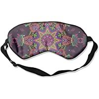 Comfortable Sleep Eyes Masks Retro Floral Printed Sleeping Mask For Travelling, Night Noon Nap, Mediation Or Yoga preisvergleich bei billige-tabletten.eu
