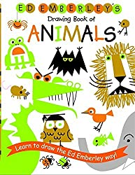 Ed Emberley's Drawing Book of Animals by Ed Emberley (2006-04-05)
