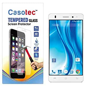 Casotec Tempered Glass Screen Protector for Lava X3