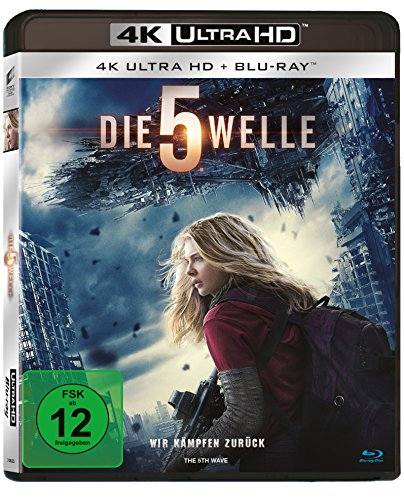 Die 5. Welle - Ultra HD Blu-ray [4k + Blu-ray Disc]