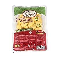 La Gnoccheria Potato Gnocchi Gluten Free Pasta (Pack of 2)