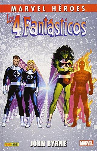 Descargar Libro Los 4 Fantásticos De John Byrne 3 (MARVEL HEROES) de JOHN BYRNE
