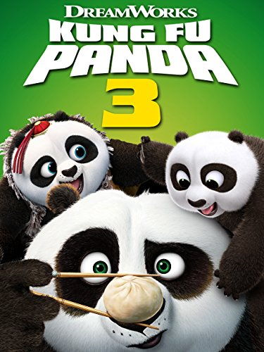 Kung Fu Panda 3 [dt./OV] Duo Teile