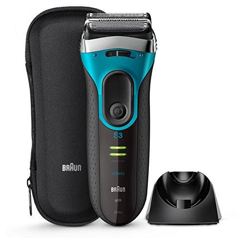 Braun Contour 3080s Series 3 - Afeitadora (Rotación, 1h, 5 min)