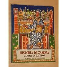 HISTORIA DE ZAMORA - ZAMORA EN EL SIGLO X