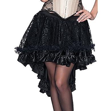 falda steampunk
