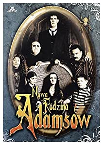 The New Addams Family [DVD] [Region Free] (IMPORT) (Pas de version française)