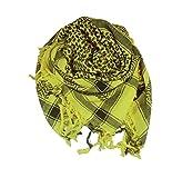 Harrys-Collection PLO Tuch in 20 Farben 100% Baumwolle dick, Farben:gelb