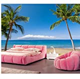 Meaosy Tropics Coast Sea Hawaii Palma Sable Nature Fonds D'Écran Fond D'Écran,...