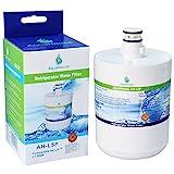 AquaHouse AH-L5P filtro de agua compatibles para LG nevera LT500P, 5231JA2002A, GEN11042FR-08, ADQ72910901, Premium