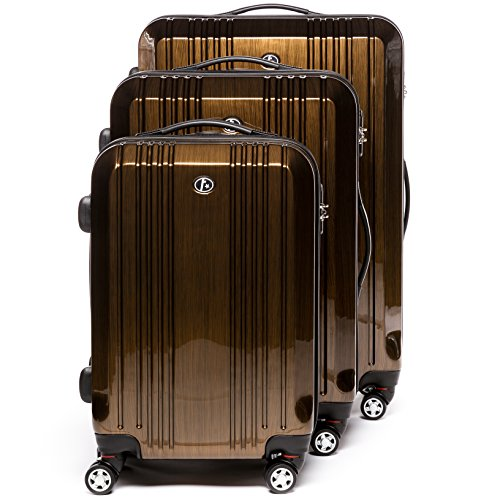 FERGÉ three suitcase set CANNES - 3 suitcase