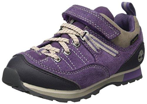 Timberland Unisex-Kinder Griffin Park Goretex Waterproof Oxford, Violett (Montana Grape), 29 EU