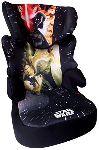 Preisvergleich Produktbild STAR WARS YODA BEFIX AUTOSITZ 15-36 KG KinderSitz GRUPPE II/III BABY SEAT NEU/OVP*ADAC+GRATIS STICKER