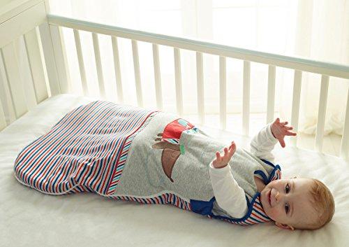 grobag 1 0 tog gigoteuse pour et motif chien chic 18 36 mois multicolore le paradis des b b s. Black Bedroom Furniture Sets. Home Design Ideas