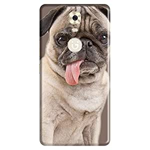 """Bhishoom Designer Printed Hard Back Case Cover for """"Gionee M6 Plus"""" - Premium Quality Ultra Slim & Tough Protective Mobile Phone Case & Cover"""