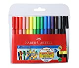 #10: Faber-Castell Connector Pen Set - Pack of 15 (Assorted)