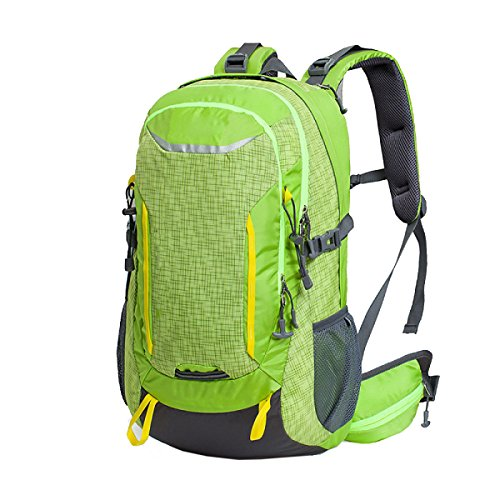 Yy.f40L Militärische Taktik Taschen Rucksäcke Reisetaschen Bergsteigen Im Freien Wandern Camping Wandern Jagen Campen Zu Attackieren. Multicolor Darkblue