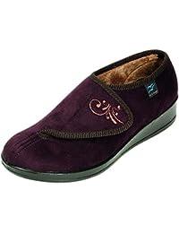 Fly Flot - Zapatillas de estar por casa para mujer azul turquesa azul Size: 39
