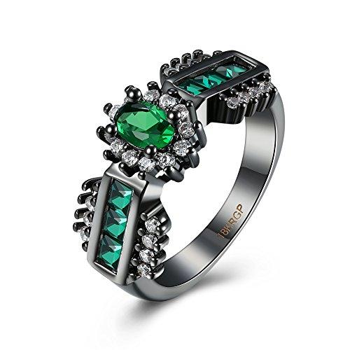 L'Anello Di Moda Popolare - Verde Collana Cuore Jade