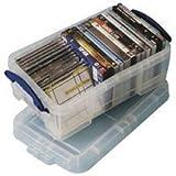 Really Useful Box 9C 9 Liter Box Transparent 395x255x155 mm PP