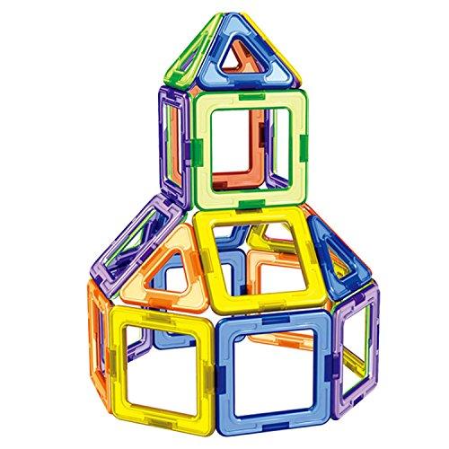 Beetest Bloques de construcción magnéticos / 30 PCS Juguete de la Construcción / Juguetes para niños / Construcciones magnéticas