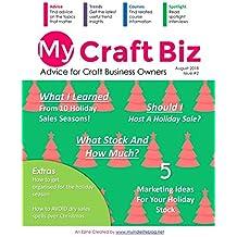 My Craft Biz Ezine Issue 2: Preparing for Holiday Sales seasons