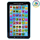 #4: Smiles Creation P1000 Kids Educational Learning Tablet Computer, Multicolour