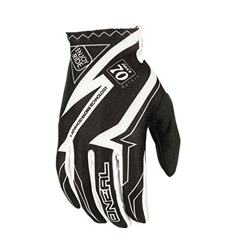 O 'Neal Matrix Racewear Handschuhe Fahrrad, Kinder S schwarz / weiß