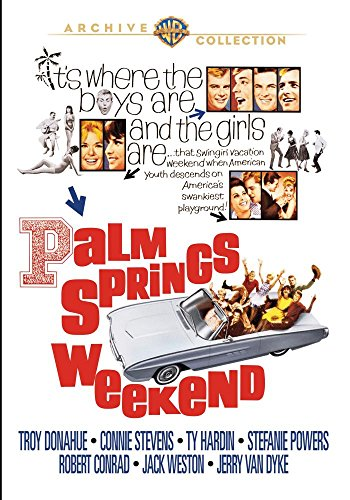 Palm Springs Weekend [1963] [DVD-AUDIO]