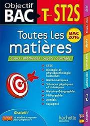 Objectif Bac Toutes Les Matieres Term St2S