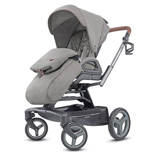 Inglesina Quad Passeggino Quad, 0 a 22 Kg, Derby Grey