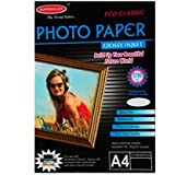 Bambalio BPG 135-100 (Classic) Glossy Photo Paper, 135 gsm, 100 Sheets A4 Size