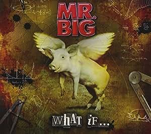 Mr. Big - What If¡K [Japan CD] IECP-10240 by Mr. Big