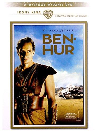 Ben-Hur [DVD] [Region 2] (IMPORT) (No hay versión española)