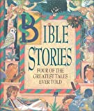 bible stories four of the greatest tales ever told miniature editions by david borgenicht 1994 03 06